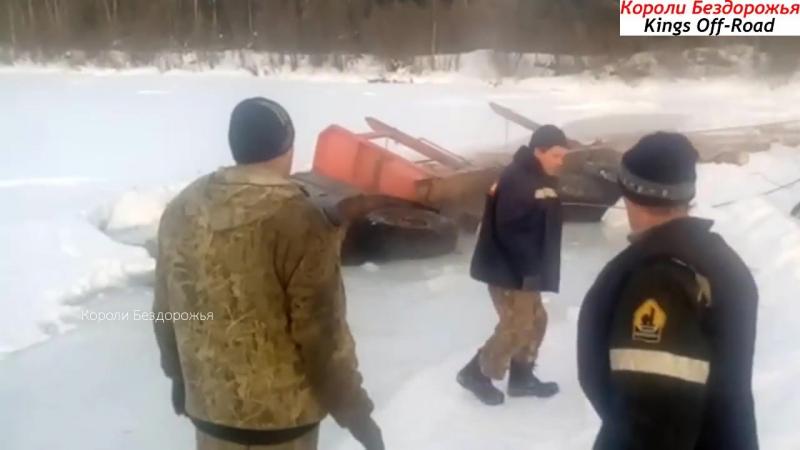 Когда что-то пошло НЕ ПО ПЛАНУ! Подборка видео НЕУДАЧ с грузовиками и тракторами Failure compilation