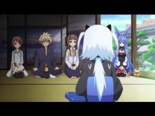 Дети Индиго из другого мира / Mondaiji-tachi ga Isekai kara Kuru Sou Desu yo [2 из 10 OVA](AniDub)
