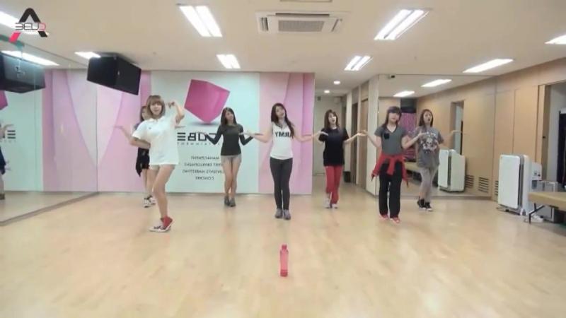 A Pink - BUBIBU (Dance Practice)