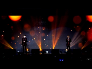 [PERF] 25.11.2016: Ынкван и Чансоб - You Are My Everything @ 2016 Feel Korea in Laos
