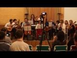 А.Вивальди Концерт для Мандолины с оркестром С DUR 1часть. Оркестр гитаристов