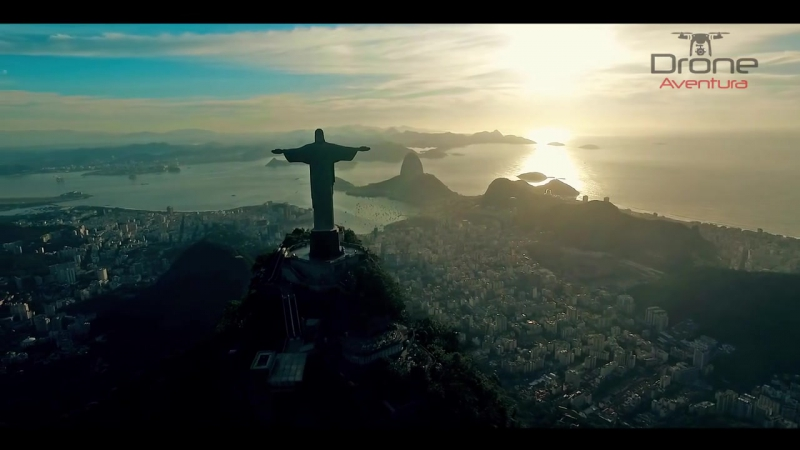 CRISTO REDENTOR - CHRIST THE... Drone Video Air