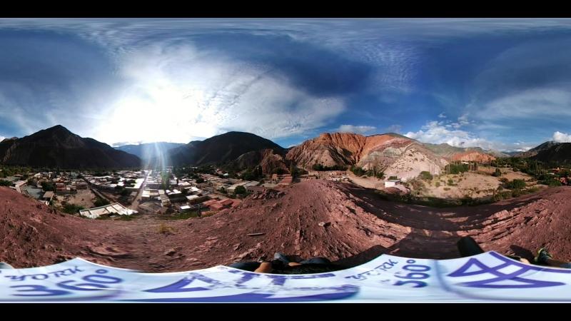 JUJUY 360 -CERRO DE LOS SIETE COLORES, Purmamarca, Jujuy,
