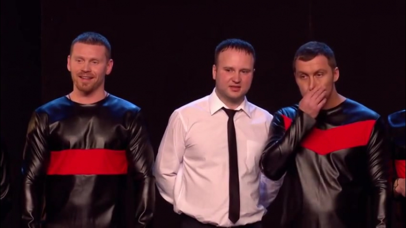 Русские на британском шоу талантов! Просто нереально круто
