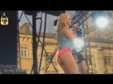 Alexandra Stan Sexy And Hot Booty Live Tribute