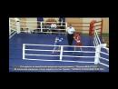 Артем Лапин первенство г. Самары по боксу - финал 26.02.2017