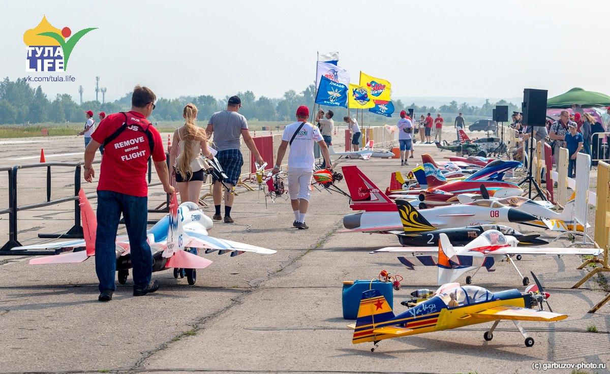 24-25 июня на летном поле аэродрома «Клоково»