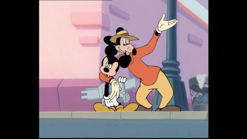 Микки Маус - Путаница Микки (16.09.2000) HD720 (Mickey's Mixup)