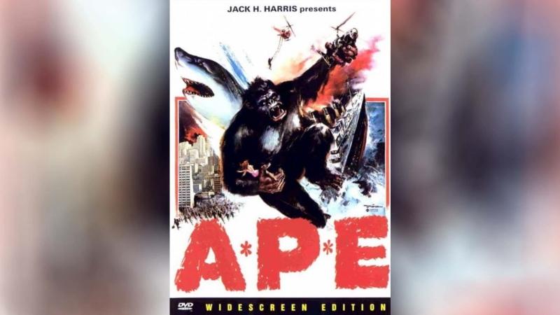 Новый Кинг Конг (1976)   Ape