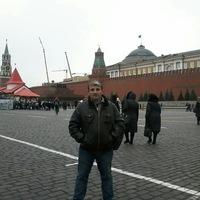 Анкета Сергей Гарабекян