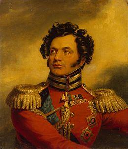 Герои Великой отечественной войны 1812 года