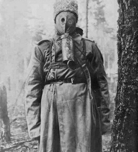 Русский солдат 9 лет служил стране, которой