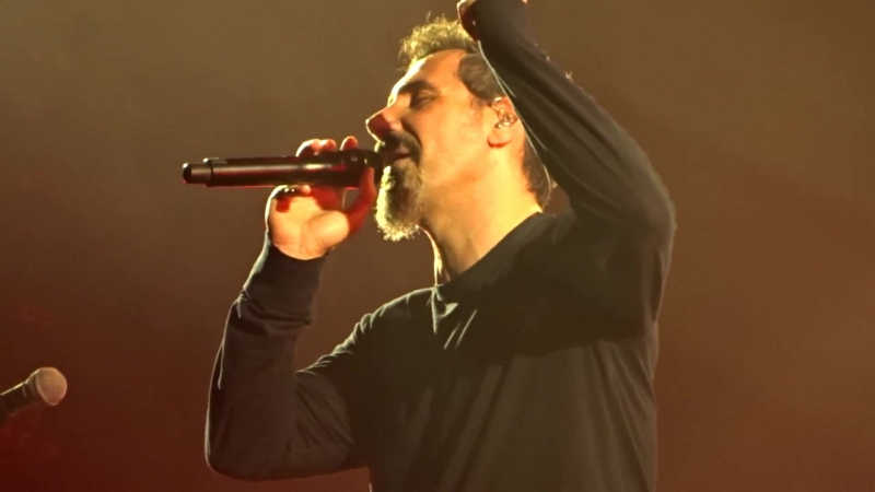 System of a Down - ATWA (05.07.2017, Park Live, Moscow)