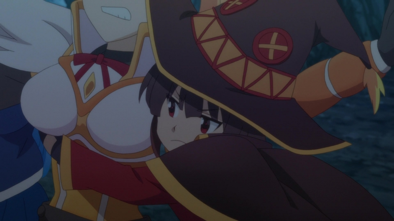 Богиня благословляет этот прекрасный мир Kono Subarashii Sekai ni Shukufuku wo 2 сезон 10 серия Ancord Trina D BDRip