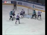 Северсталь - СКА (2:3) Шайба  Монса Евгения