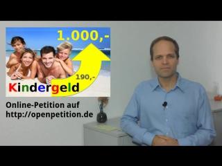 Asylanten-Kinder bekommen das 5-fache des deutschen Kindgeldes