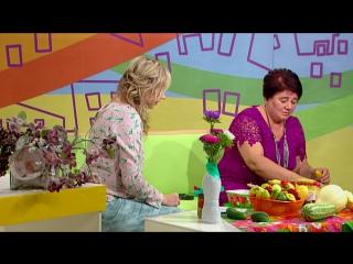 Хозяйкам на заметку. О том как вырастить богатый урожай и сделать вкусные заготовки на зиму в утренней программе Вставай.
