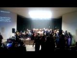 госпел хор, Минск/2017 (6)
