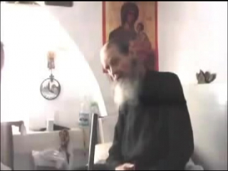 Старец - Отец Иона Игнатенко. Что такое душа?