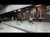Choreography by Sasha Putilov (N'Sync Pop) gr2