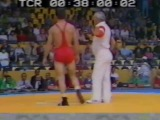 Рустем Казаков Олимпийские игры в Мюнхене ФИНАЛ