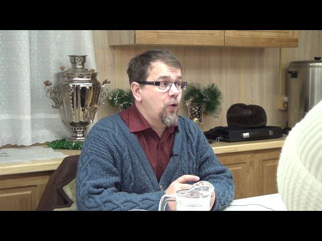 Лекция 5. Вавилонская башня и каково это - быть избранным. Константин Корепанов