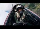 Полет журналиста Первого канала в стратсоферу на МИГ-29