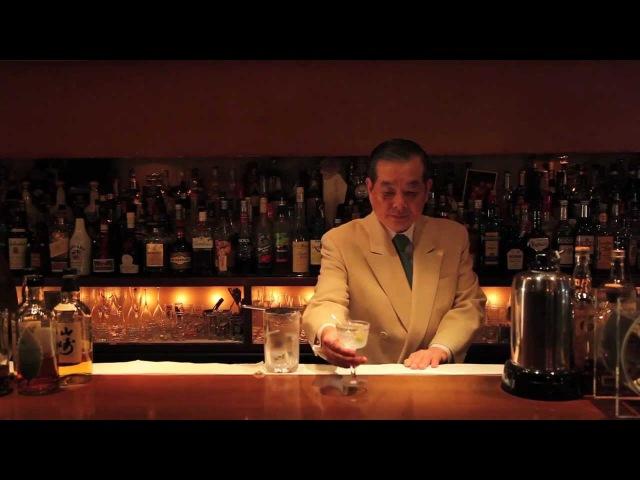 Bartender's magazine / Takao Mori 【Mori Martini】