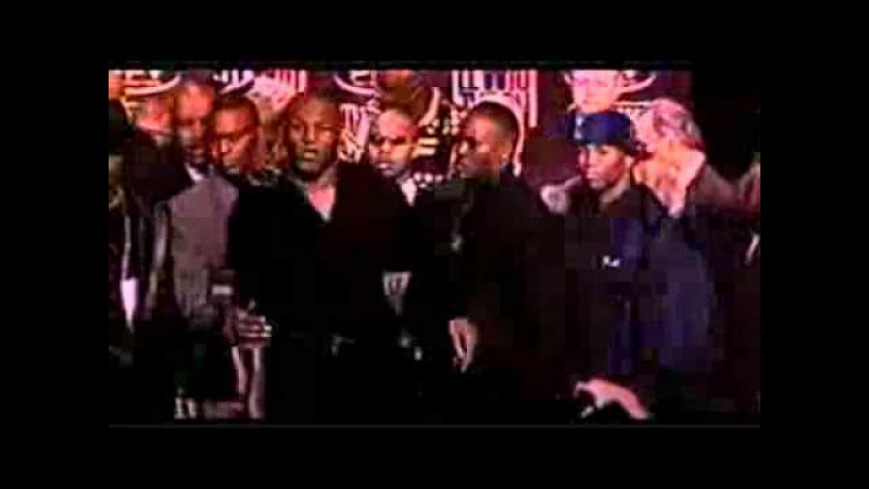 Mike Tyson - Pissed Off
