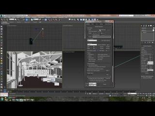 3D Max. V-гау RT 3.0. Настройка. Быстрый рендер налету. (Иван Никитин - Проект Y2M)