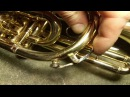 Cornet Maxtone. The restoration of the water key