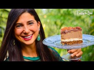 FullyRaw Chocolate Pecan Pie!