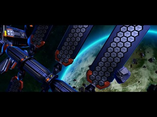 Battleship Lonewolf: Space Shooter - iOS Trailer