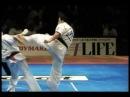 Donatas Imbras karate highlight