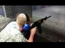 Fully Automatic Shotgun Vepr 12
