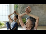 The Power of Positivity Two Yogis, Stronger Together