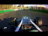 Australia 2012 Maldonado vs Alonso  F1 Classic Onboard