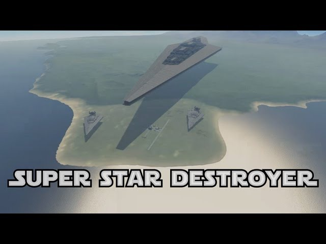 KSP - Super Star Destroyer