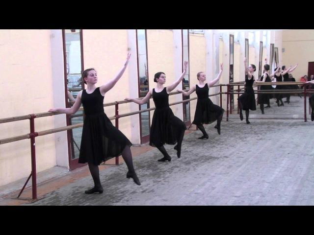 СГИИ 2015.01.13 Народный танец 2 курс, гр. 2-06