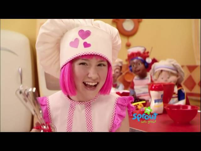 LazyTown - Cooking By The Book ft Lil Jon