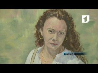 В столице открылась выставка Владимира Мыцыкова «Рисуя Тирасполь»