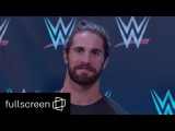 Monday Night Raw: WWE Laugh Challenge | Celebs React | Fullscreen