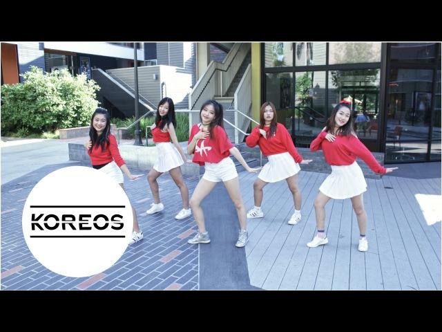 [Koreos] 레드벨벳 Red Velvet - 러시안 룰렛 Russian Roulette Dance Cover (Female Ver.)