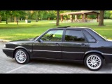 1985 Audi 4000,80,90 Quattro walk around