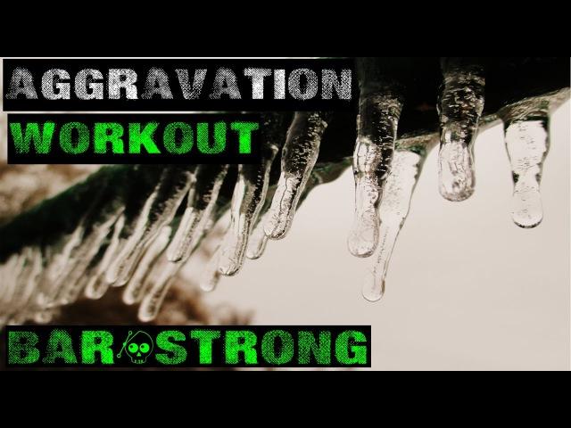 Aggravation WorkOut Bar-Strong | BashWorkout