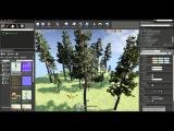 SpeedTree Tutorial - Wind inside Unreal Engine 4