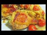 Курица с Картошкой в Сливках. Пальчики оближешь)