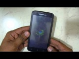 Lenovo A328  Eazy Pattern Reset And Hard Reset  Youtube