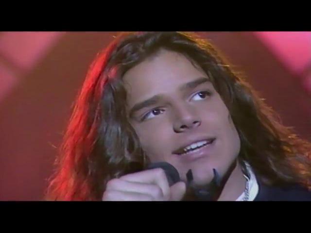 (VIDEO COMPLETO) Ricky Martin en Telemanías (Córdoba, Argentina, 1992)