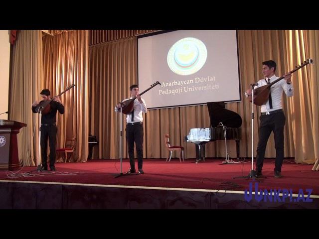 Müslimzadə Elşən,Almuradov Əhməd,Aslan Muradoglu Ruhani